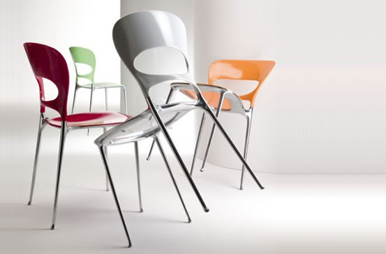 Complementi bontempi sedia tonia
